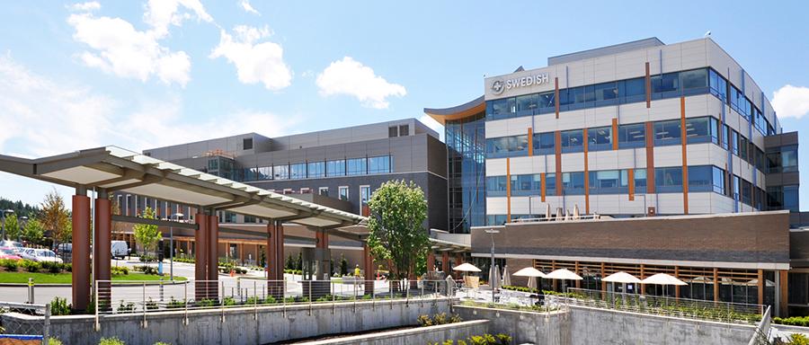 Swedish Hospital Exterior